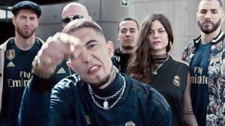 """Видео: """"Реал"""" представи втория си екип с трап песен, вдъхновена от феновете"""