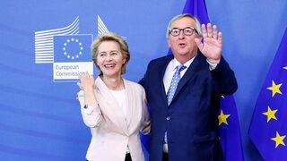 Какви са задълженията на председателя на Еврокомисията