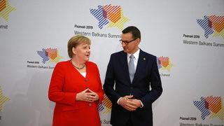 """Германия и Полша отхвърлиха идеята на Макрон да се отложи интеграцията на Западните <span class=""""highlight"""">Балкани</span>"""