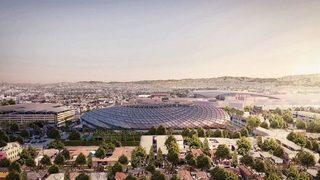 """""""Лос Анджелис клипърс"""" иска да построи първата <span class=""""highlight"""">зала</span> с нулеви вредни емисии"""