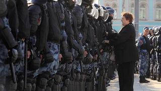 Снимка на деня: Опозиционен лидер е сред арестуваните на протестите в Москва