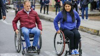 Предизвикай кмета: как жена в количка представи проблемите на хората с увреждания