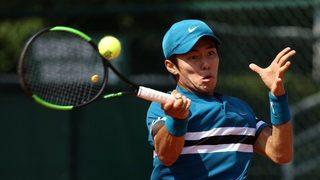 """От подигравките до историята: кореец стана първият глух тенисист с победа в <span class=""""highlight"""">АТП</span> тура"""