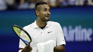 Кириос ще бъде изваден от тениса за 16 седмици при ново провинение