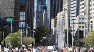 "<span class=""highlight"">Фотогалерия</span>: Световната стачка за климата"