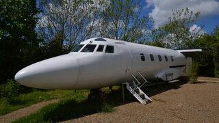 Фотогалерия: Самолети за сън