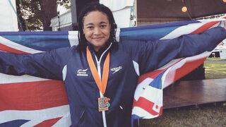 Плувкинята, която си постави за цел да се бори с расизма в спорта