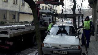 Предприети са мерки срещу неправилното паркиране в столицата