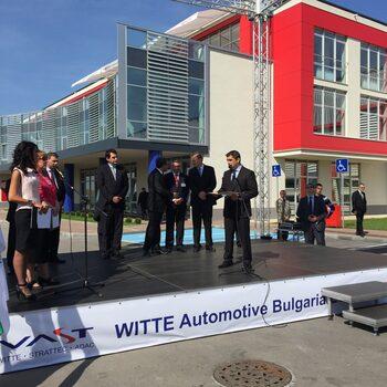 Германският производител на ключалки за автомобили  Витте аутомотив  удвоява наетите в Русе