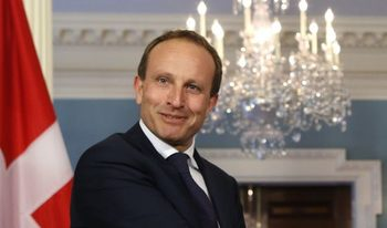 Зелената енергия ще намали зависимостта на ЕС от руски газ, смята датският външен министър