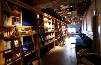 В Токио се появи хостел за запалени любители на книгите