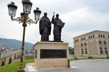 """В Скопие обявиха безплатен транспорт заради """"тревожното"""" замърсяване на въздуха"""