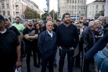 """ДСБ и """"Да, България"""" направиха заявка за """"продемократично и антикорупционно движение"""""""