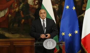 Борисов се ядоса, че Путин и Ердоган решават бъдещето на Сирия без европейски политици