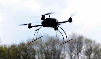 Автономни дронове ще контролират движението на птици около летищата