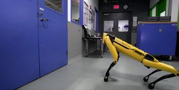 Видео: Кой ще отвори вратата на робокучето