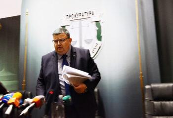Цацаров: За провокация към подкуп по случая с Иванчева не може да става дума