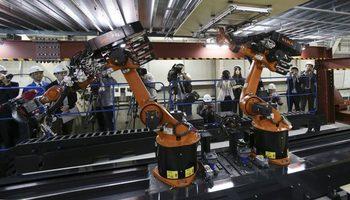 Япония ще внедри роботи в строителството на небостъргачи