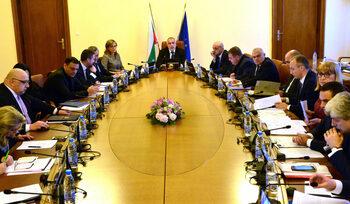 Правителството предложи Радостин Илиев за директор на Щаба на отбраната