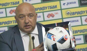 Кралев: Имам надежда, защото имаме много силно поколение във футбола