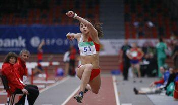 Александра Начева спечели сребро на европейското за девойки