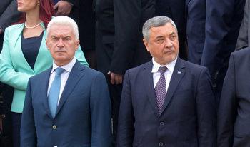 Партията на Валери Симеонов сне доверието си от Волен Сидеров