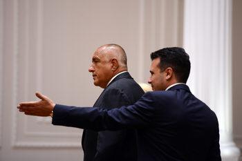 Заев: Братя от България, градим искрено приятелство, да не се връщаме назад
