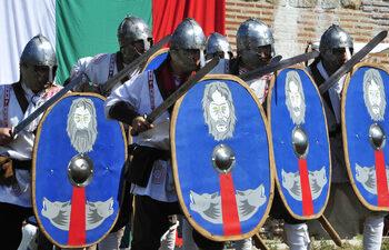 Фотогалерия: Фестивал на късноантичното и средновековно наследство на