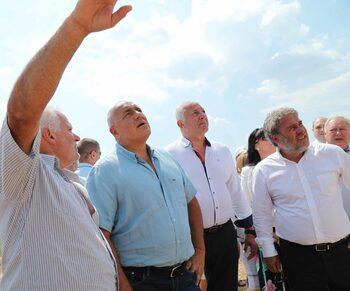 Премиерът обеща пари за уникална за Пловдив, България и света гробница (видео)