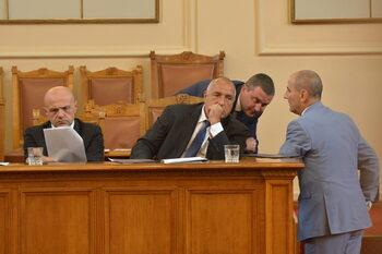 Борисов за новия шеф на Търговския регистър: Аз не мога сам да ги назначавам, това ми беше подадено
