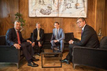 САЩ и четири държави в Европа: Сърбия и Косово да се върнат на масата за преговори