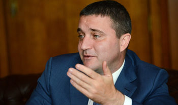 Горанов изпрати на ЕЦБ редактирания и окончателен законопроект за членство в Банковия съюз