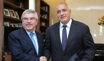 Борисов възложил да се подготви кандидатура на София за зимни младежки олимпийски игри