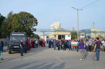 Съдът в Карнобат разреши да бъде отворен винзаводът в село Церковски