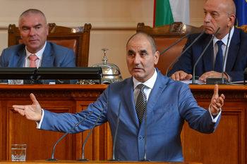 Според Цветанов много европейски политици са подведени в хибридната атака срещу България за убийството в Русе