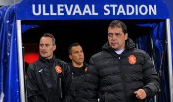 Хубчев призна, че българският отбор е бил надигран от Норвегия