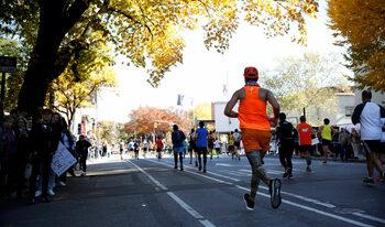 По пътя от виртуалния до истинския маратон в Ню Йорк