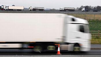 Българските превозвачи подготвят протест пред Европейския парламет