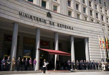 Испанското министерство на отбраната обвини