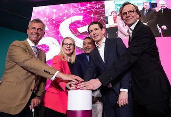 В Австрия заработи първата 5G мрежа
