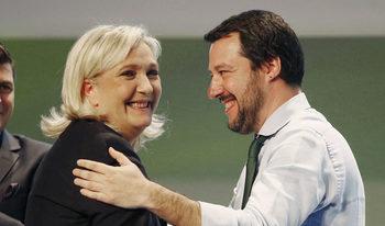 Антиевропейските сили може да станат втора по големина група в Европарламента