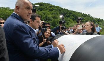 Вече да е ясно - който дава най-евтин газ, от него взимаме, обяви Борисов (видео)