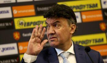 Борислав Михайлов: Харесвам всички медии, но няма да отговарям на въпроси