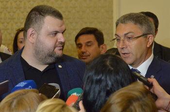 Казусът с отписването на Пеевски и Карадайъ няма да влезе в Конституционния съд