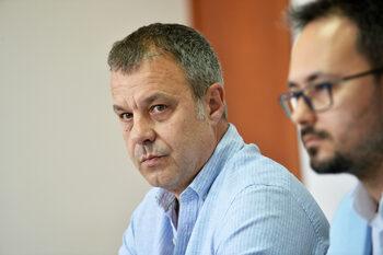Кошлуков обяви, че БНТ е в практически фалит, и се дистанцира от предишното ръководство
