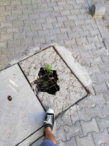 Шахти в столичния квартал