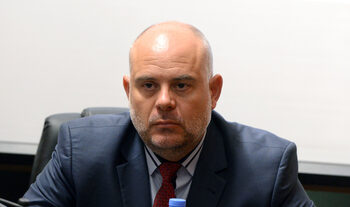 И столичната полиция обяви, че подкрепя Гешев за главен прокурор