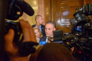 След оставката в антикорупционната комисия Пламен Георгиев става консул във Валенсия