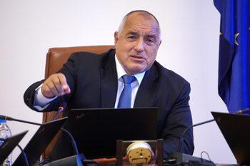 Борисов: Казах на Пламен Георгиев да избира терасата или консул във Валенсия