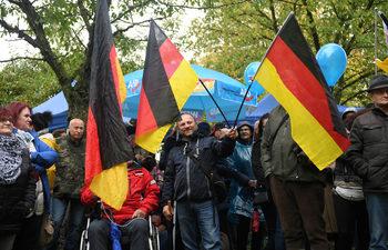 Крайнодесните биха били на трето място, ако в Германия имаше избори този месец